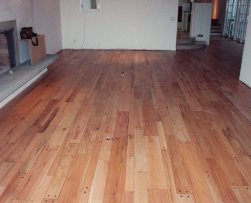 Select Red Oak natural