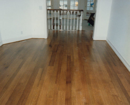 Red Oak Quartersawn