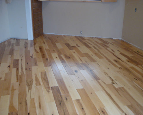 Maple Plank, Engineered Common grade by Garrison.